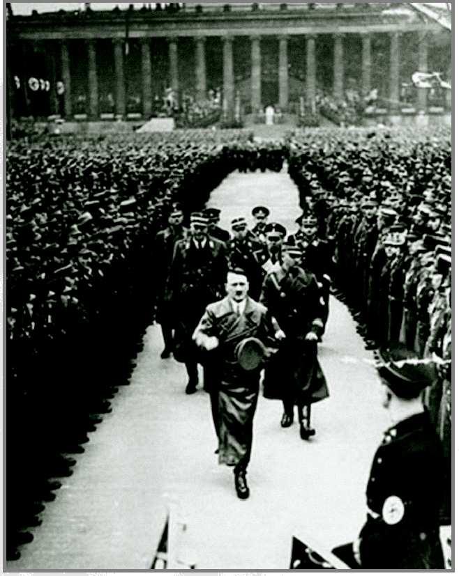 Marcia nazista