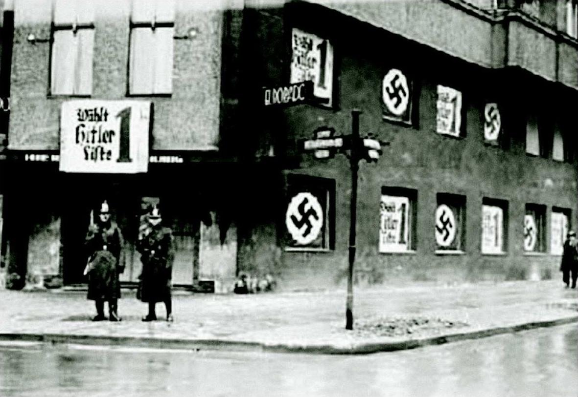 Eldorado sorvegliato dai nazisti