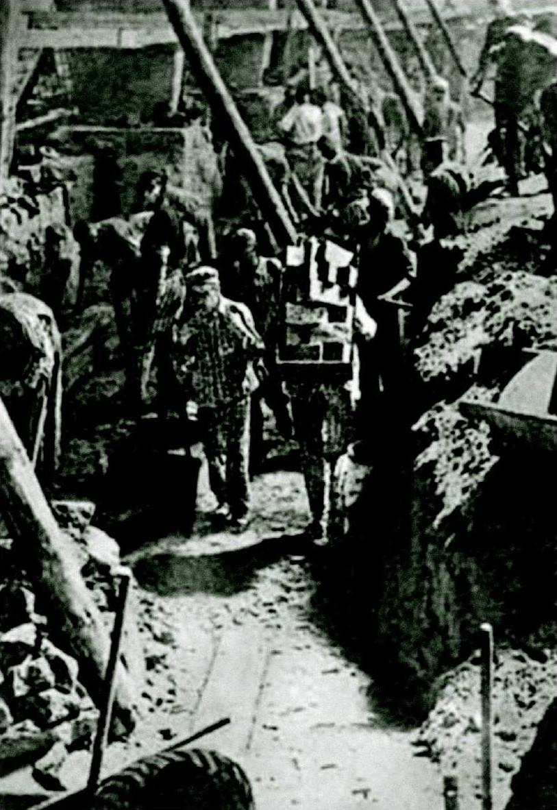 Fabbrica di mattoni a Sachsenhausen